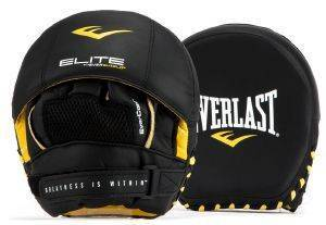 ΣΤΟΧΟΙ ΧΕΙΡΟΣ EVERLAST ELITE LEATHER MANTIS PUNCH MITTS 9283588274 ΜΑΥΡΟΙ
