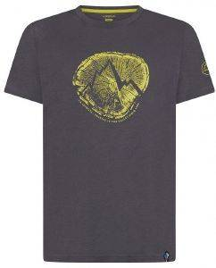 ΜΠΛΟΥΖΑ LA SPORTIVA CROSS SECTION T-SHIRT ΑΝΘΡΑΚΙ