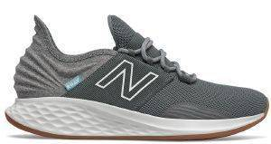 ΠΑΠΟΥΤΣΙ NEW BALANCE FRESH FOAM ROAV ΓΚΡΙ (USA:11, EU:45)