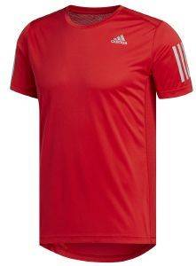 ΜΠΛΟΥΖΑ ADIDAS PERFORMANCE OWN THE RUN TEE ΚΟΚΚΙΝΗ