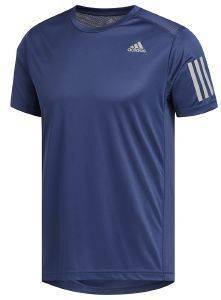 ΜΠΛΟΥΖΑ ADIDAS PERFORMANCE OWN THE RUN TEE ΜΠΛΕ