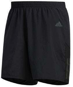 ΣΟΡΤΣ ADIDAS PERFORMANCE OWN THE RUN COOLER 7'' ΜΑΥΡΟ