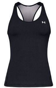 ΦΑΝΕΛΑΚΙ UNDER ARMOUR HEATGEAR ARMOUR RACER TANK TOP ΜΑΥΡΟ