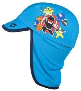 ΚΑΠΕΛΟ ARENA WATER TRIBE KIDS CAP ΣΙΕΛ