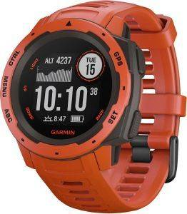 ΡΟΛΟΪ GPS GARMIN INSTINCT FLAME RED