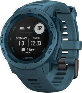 ΡΟΛΟΪ GPS GARMIN INSTINCT LAKESIDE BLUE