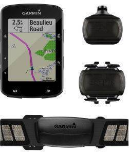 ΚΟΝΤΕΡ GARMIN EDGE 520 PLUS SENSOR BUNDLE ΜΑΥΡΟ