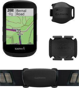 ΚΟΝΤΕΡ GARMIN EDGE 530 PERFORMANCE BUNDLE ΜΑΥΡΟ
