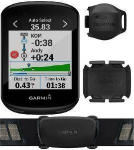 ΚΟΝΤΕΡ GARMIN EDGE 830 SENSOR BUNDLE ΜΑΥΡΟ