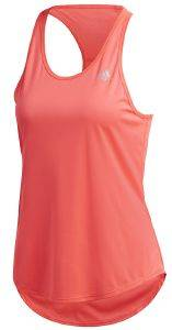 ΦΑΝΕΛΑΚΙ ADIDAS PERFORMANCE OWN THE RUN 3-STRIPES PB TANK TOP ΡΟΖ (L)