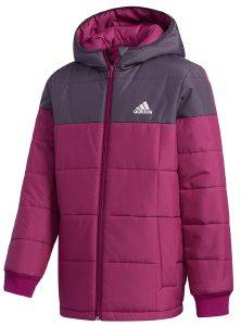 ΜΠΟΥΦΑΝ ADIDAS PERFORMANCE MIDWEIGHT PADDED JACKET ΡΟΖ