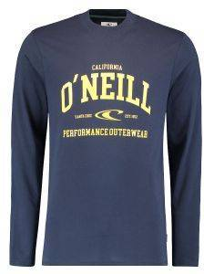 ΜΠΛΟΥΖΑ O'NEILL UNI OUTDOOR LONG SLEEVE T-SHIRT ΜΠΛΕ