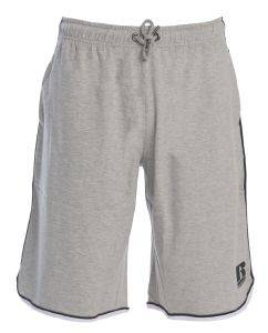 ΒΕΡΜΟΥΔΑ RUSSELL ATHLETIC BASKET BALL LONG SHORTS ΓΚΡΙ