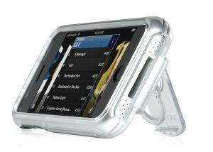 BELKIN ACRYLIC CASE WITH CLIP IPHONE τηλεπικοινωνίες θηκεσ apple