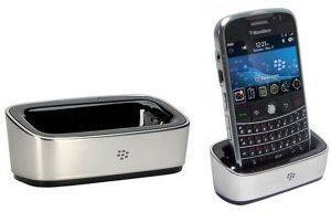 BLACKBERRY BOLD 9000 CHARGING POD