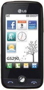 LG GS290 COOKIE FRESH BLACK