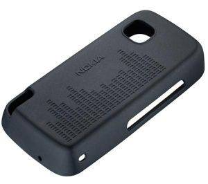 NOKIA CC-1003 SILICONE COVER FOR 5230 BLACK