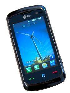 LG KM570 COOKIE GIG BLACK 3G