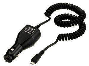 BLACKBERRY CAR CHARGER MICRO USB 12V
