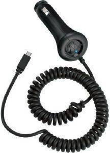 MOTOROLA P313 MICRO USB CAR CHARGER