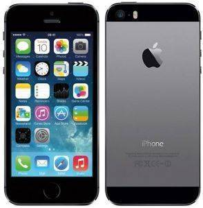 Εικόνα από APPLE IPHONE 5S 16GB SPACE GREY GR
