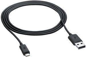 NOKIA CHARGING AND DATA CABLE CA-190CD BLACK
