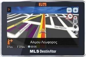 Mls Destinator T D Android 5 Xartes Elladas Kyproy Gps Plus4u