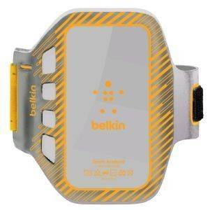 BELKIN HTC EASEFIT PLUS PLASTIC ARMBAND GREY / ORANGE