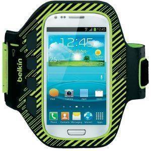 BELKIN F8M546VFC02 MINI BRACELET CASE EASYFIT BLACK/YELLOW ΓΙΑ SAMSUNG S3 MINI