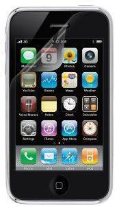 BELKIN F8Z333EA SCREEN GUARD FOR IPHONE 3G/3GS TRANSPARENT