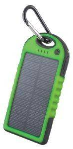 FOREVER SOLAR POWER BANK 5000MAH PB-016 GREEN