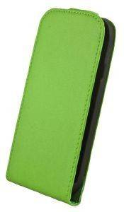 LEATHER CASE ELEGANCE FOR IPHONE 4 GREEN