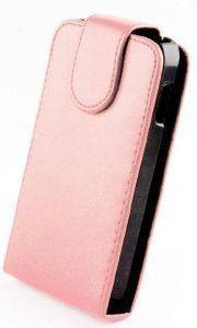 LEATHER CASE FOR IPHONE 5/5S PINK