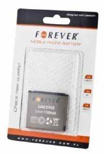FOREVER BATTERY FOR SAMSUNG D900 1100MAH LI-ION HQ