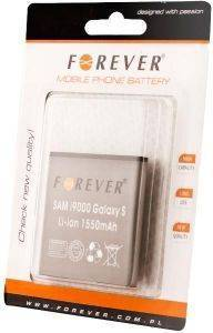 FOREVER BATTERY FOR SAMSUNG I9000 GALAXY S 1550MAH LI-ION HQ