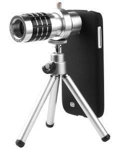 MOBILE TELEPHOTO LENS INCL. TRIPOD FOR I9300 GALAXY S3