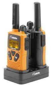 DETEWE OUTDOOR 8500 PMR WALKIE TALKIE τηλεπικοινωνίες walkie talkie μη εγχρωμη οθονη