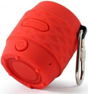 TECHNAXX MUSICMAN NANO BLUETOOTH SOUNDSTATION BT-X11 WATERPROOF RED