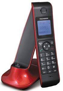 THOMSON TH-570DRED COBALT DECT RED