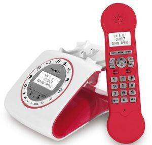 THOMSON TH-530DRED CLASSY DECT RED