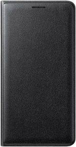 SAMSUNG FLIP CASE EF-WJ320PB FOR GALAXY J3 (2016) BLACK