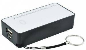 POWER BANK ST-508 5600MAH BLACK
