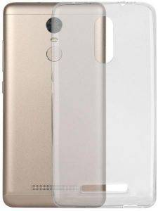 BACK  CASE SILICONE ULTRA SLIM 0.3MM FOR XIAOMI REDMI PRO TRANSPARENT