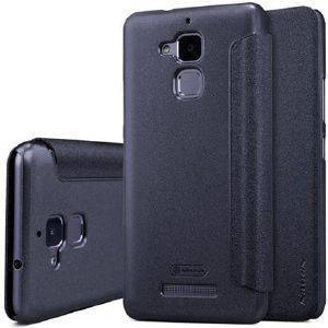 NILLKIN SPARKLE FLIP CASE FOR ASUS ZENFONE 3 3 MAX NAVY τηλεπικοινωνίες θηκεσ asus
