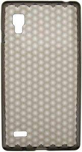 TRENDY8 DIAMOND SERIES TPU SLEEVE FOR LG OPTIMUS L9 P760 SMOKEY GREY