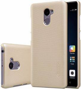 NILLKIN FROSTED TPU BACK COVER CASE FOR XIAOMI REDMI 4 GOLD