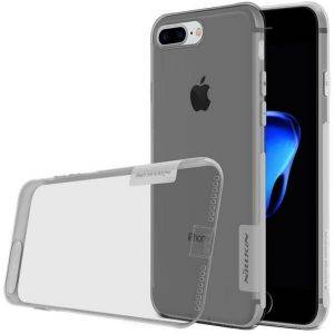 NILLKIN NATURE TPU BACK COVER CASE FOR APPLE IPHONE 7 PLUS 5.5 GREY