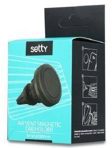 SETTY MAGNETIC CAR HOLDER FOR AIR VENT