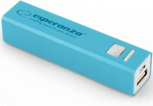 ESPERANZA EMP102B POWER BANK ERG 2400MAH BLUE