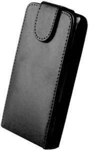 LEATHER CASE FOR HTC DESIRE 200 BLACK